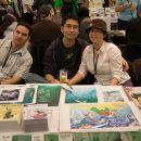 American webcomic creators