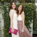 Minka Kelly Minka Kelly Fashionable Bag Launch At Mondrian Los Angeles In West Hollywood