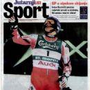 Ivica Kostelić  -  Magazine Layout
