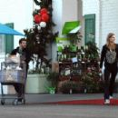 Nicky Hilton Out Shopping With David Katzenberg In Los Angeles, 2008-05-03