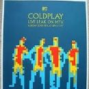 Coldplay Live Leak on MTV