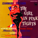 The Girl In Pink Tights Original 1950 Broadway Cast - 454 x 446