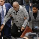 Bill Cosby appearing in court charged with sexual assault