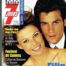 Filip Nikolic - Télé 7 Jours Magazine Cover [France] (15 May 1999)