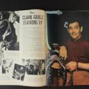 Clark Gable - Screen Guide Magazine Pictorial [United States] (September 1942) - 454 x 340