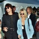 Richie Sambora and Heather Locklear during Grand Opening of Rock and Roll Hall of Fame Museum in Cleveland, 1995 at Rock and Roll Hall of Fame Museum in Cleveland, OH, United States
