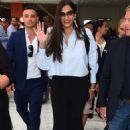 Sonam Kapoor Arrives at Nice Airport in Cannes - 454 x 768