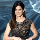 Sandra Bullock At The 85th Annual Academy Awards - Show (2013)