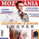 Joseph Gordon-Levitt, Bruce Willis - Mozimania Magazine Cover [Hungary] (September 2012)