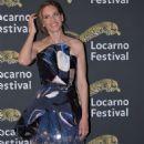 Hilary Swank – Reciving the Leopard Club Award at Locarno Film Festival 2019 in Switzerland - 454 x 858