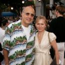 Kasia Ostlun and Jeffrey Tambor - 402 x 594