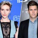 Scarlett Johansson and Colin Jost  -  Publicity - 454 x 302