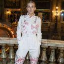 Ellie Goulding – Stella McCartney Fashion Show SS 2020 at Paris Fashion Week