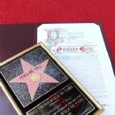 Penelope Cruz Receives Walk Of Fame Star April 1, 2011