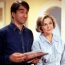 Kathleen Turner and Sam Waterston