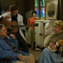 Dr. Charlie Keegan plays guitar for Mo Kegley and Anna Rhoades in Kindred Media Group, Waltzing Anna - 2006 - 454 x 301
