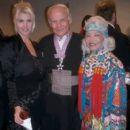 Sheila Lussier, Mr. & Mrs. Buzz Aldrin - 407 x 449