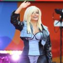 Bebe Rexha – Performs On 'Good Morning America' in NY