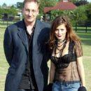 Anna Friel and David Thewlis