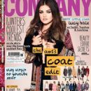 Lucy Hale garnered herself a little added exposure by covering the November 2013 issue of Company magazine
