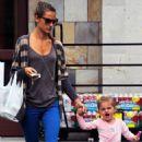 Alessandra Ambrosio: Mommy Mode in Santa Monica