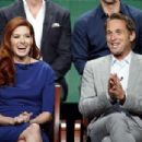 Debra Messing Nbcuniversal Summer Tca Tour