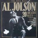 The Very Best Of Al Jolson - 20 Greatest Hits