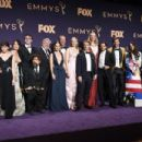 The 71st Primetime Emmy Awards - Cast and crew of 'Game of Thrones'