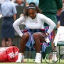 Serena Williams – 2018 Wimbledon Tennis Championships in London Day 8 - 454 x 404