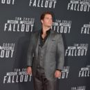 Henry Cavill- July 22, 2018-Mission: Impossible - Fallout' US Premiere