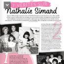 Nathalie Simard - 7 Jours Magazine Pictorial [Canada] (26 July 2019) - 454 x 614