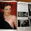 Laraine Day - Screen Guide Magazine Pictorial [United States] (April 1941) - 454 x 329