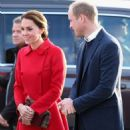 Prince William & Duchess Catherine visit Yukon