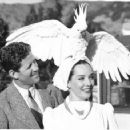 Rudy Vallee and Lupe Velez