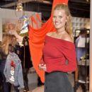 Toni Garrn – Vestiaire and Toni Garrn Supermodel Charity Sale in London - 454 x 659