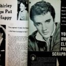 Pat Boone and Shirley Boone - Movie Life Magazine Pictorial [United States] (November 1958)