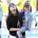 Selma Blair spotted taking her son to see the new movie 'Baby Boss' at the theater at The Grove in Los Angeles,  California March 30th, 2017 - 440 x 600