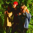 Hailey and Justin Bieber – Out partying in Beverly Hills