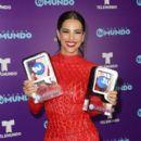 Gaby Espino- Telemundo's Premios Tu Mundo Awards 2016- Backstage - 400 x 600