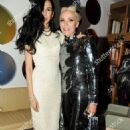 L'Wren Scott and Daphne Guinness host an intimate dinner at Romera, New York, America - 15 Sep 2011 - 454 x 682