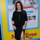 Holly Marie Combs- Premiere of EuropaCorp's 'Nine Lives' - Arrivals - 454 x 667