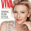 Cate Blanchett Viva Magazine Middle East May 2015