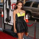 Katerina Graham - Los Angeles Premiere '17 Again' At Grauman's Chinese Theatre On April 14, 2009 In Hollywood, Californi