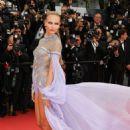 Natasha Poly – 'BlacKkKlansman' Premiere at 2018 Cannes Film Festival - 454 x 681