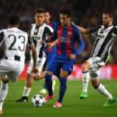 FC Barcelona v Juventus - UEFA Champions League Quarter Final: Second Leg - 454 x 293
