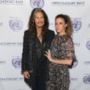 Steven Tyler and Aimee Preston - 454 x 668