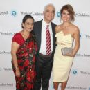 Brooke Burke-Charvet and daughter Heaven Rain attend World Of Children Award 2016 Alumni Honors at Montage Beverly Hills on April 12, 2016 - 449 x 600