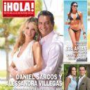 Daniel Sarcos and Alessandra Villegas - 454 x 618