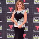Maria Celeste Arraras- Telemundo's Latin American Music Awards 2015- Red Carpet - 454 x 499