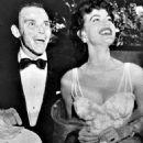 Frank Sinatra and Ava Gardner - 454 x 514